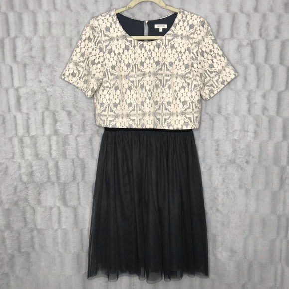 Anthropologie Dresses & Skirts - Anthropologie Weston Wear Lace Tulle Dress